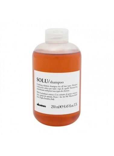 Solu Shampoo 250 Ml-Davines